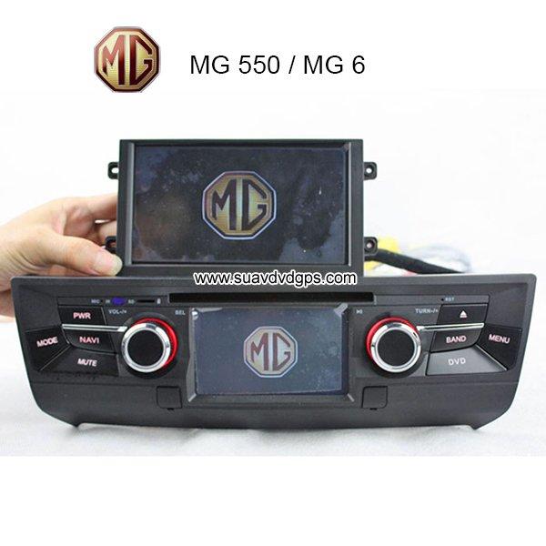 mg 550 mg6 radio car dvd player gps navigation tv bluetooth double rh suavdvdgps com Mg 6 Interior MG Cars