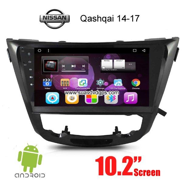 nissan qashqai car radio navigation android wifi gps camera
