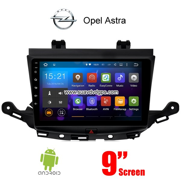 Android Auto Astra K - Premium Android
