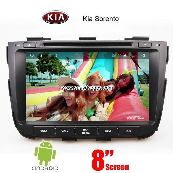 Car GPS DVD / KIA Series_Car dvd player GPS navigation