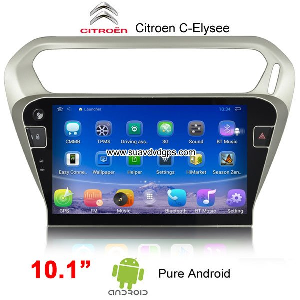 citroen c elysee pure android car navigation capacitive touch screen 3g 4g wifi obd2 car dvd. Black Bedroom Furniture Sets. Home Design Ideas