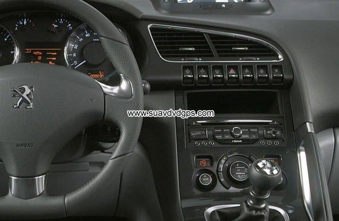 Peugeot 3008 5008 Partner radio Car android wifi GPS