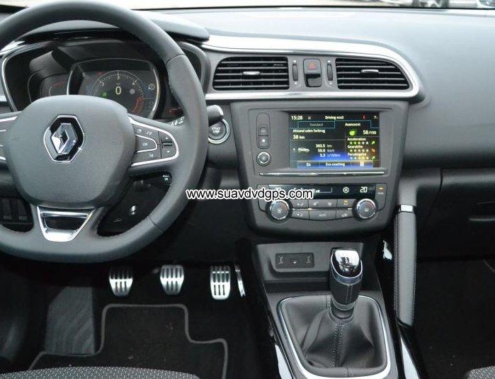 Renault Kadjar Car Radio android wifi 3G GPS navigation APP