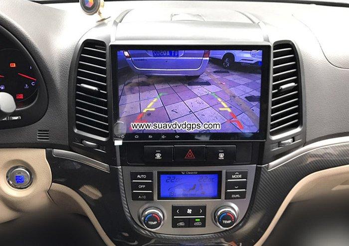 Hyundai Santa Fe Android Car Radio Wifi Gps Multimedia