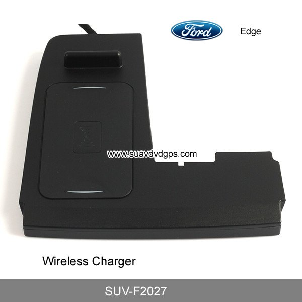 Ford Edge Car Mount Qi Wireless Charger Quick Charge Fast Wireless Charging_car Dvd Player Gps Navigation Manufactory